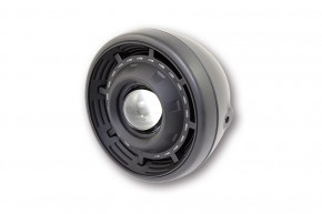 """ellipsoid HEADLIGHT, high- and low beam, LED front position ring, """"e""""-marked"""