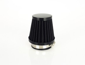 Performance AIR FILTER, 48-50mm, all black