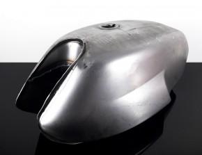 TANK im Moto-Guzzi-Style, V7 Sport, 750S / großer Stahltank, unlackiert