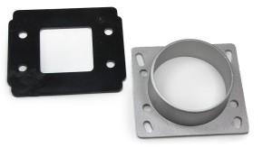 Air Intake ADAPTOR f. performance air filters, f. Mazda MX-5 Miata L4 1990 - 1997