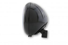 SHIN YO 7 Zoll YUMA 1 Hauptscheinwerfer, schwarz glänzend