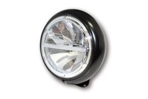 HIGHSIDER VOYAGE H-D STYLE LED headlight, 7 inch