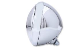 HIGHSIDER 7 Zoll LED Scheinwerfer HD-STYLE TYP 8 mit TFL, Kurvenlicht