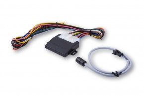 HIGHSIDER E-BOX TYPE 1, for DRL circuit via light sensor