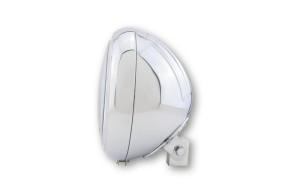 SHIN YO 7 inch YUMA 1 main headlamp, chrome