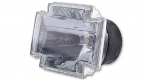 HIGHSIDER H4 insert, GOTHIC, clear lens