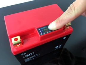 Mini-Akku Batterie, Lithium Ionen 12V Klein und ultraleicht!