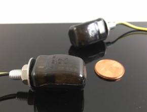 Mini LED indicator – black