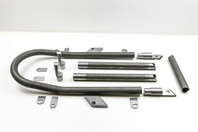 REAR FRAME Customizing Kit for BMW R80/100 Twinshock-Models, incl. material expertise