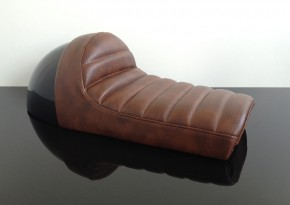 Cafe-Racer mini SEAT, brown