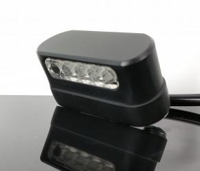 LED-Kennzeichenbeleuchtung in schönem Metallgehäuse