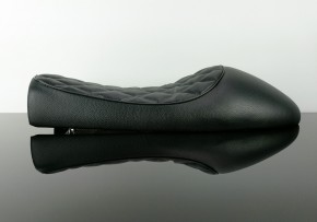 Cafe-Racer SEAT, universal, black