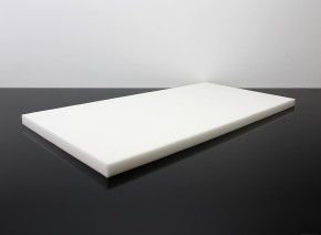 Seat FOAM white for additional comfort 33×66×2cm