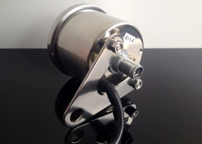 SPEEDOMETER 60mm, incl. CONTROL LIGHTS, K=1,4