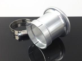 Aluminium Ansaugtrichter mit Sieb für BMW R2V Modelle mit 40er Vergasern und universal
