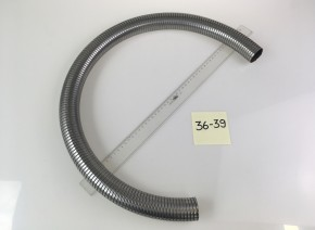 FLEXIBLE TUBE for downpipe builds Ø36/39 mm x 1m