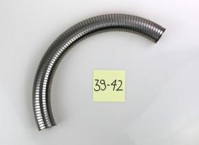 FLEXROHR, flexibler Krümmer Ø39/42mm x 0,5m