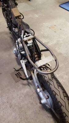 DIY HECKRAHMEN-Kit, f. diverse Motorräder