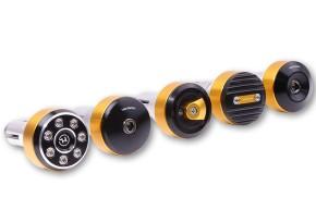 HIGHSIDER Farbring für Lenkergewichte, gold
