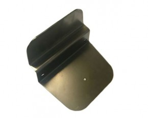 COVER f. motor / gearbox /airfilterhousing, 2mm raw steel, f. BMW 2 valve R-models