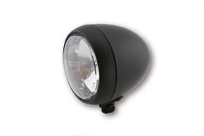 SHIN YO Hauptscheinwerfer mit Standlicht, schwarz mattes Gehäuse