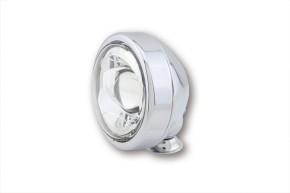 STOCK SALE: SHIN YO 4 inch LED low beam headlamp, chrome