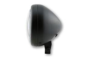HIGHSIDER LED headlamp PECOS TYPE 6, DRL, bl., bottom mount