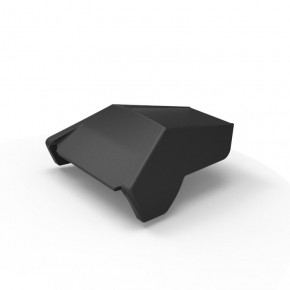 CONFIGURATOR: MOTOISM SEAT COWL custom made of plastic incl. Taillight
