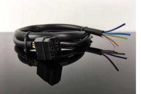 Rear frame CABLES for BMW 2 valves / R-models