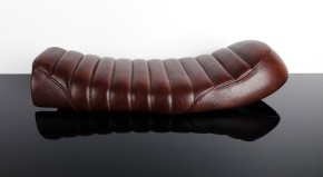 SEAT for Scrambler reconstructions, brown