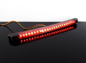 "Flexible LED-taillight ""string"" smoke, backlight, E-marked"
