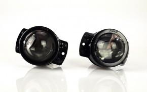2 mini-SCHEINWERFER, Fern- und Abblendlicht