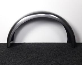 KOTFLÜGEL lang für hinten aus Stahl