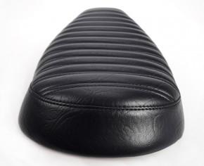 SEAT scrambler, black, fits BMW custom subframes