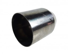 EXHAUST ADAPTOR, adjuster pipe, ca. 38 - 51 mm
