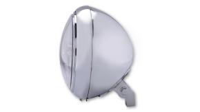 HIGHSIDER HIGHSIDER LED headlamp YUMA 2 TYPE 4, bl., bottom mount