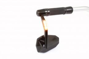 HIGHSIDER LED-Lenkerendenspiegel VICTORY mit Blinker