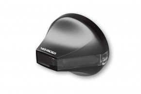 HIGHSIDER LED Handlebar indicator FLIGHT, smoke lens