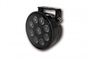 HIGHSIDER LED-spotlight insert with black reflector