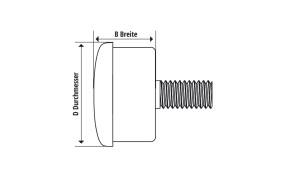 HIGHSIDER LED indicator MONO