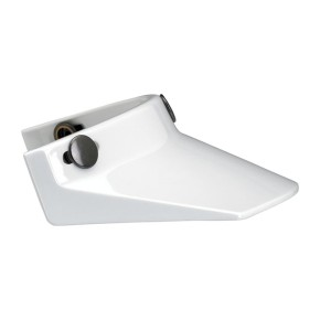 BILTWELL SUN SHIELD / visor white