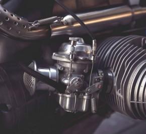CHOKE CABLE ELIMINATION SET f. BMW 2-valve models, 09/1980-