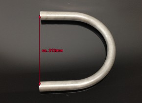 Rear FRAME LOOP Ø25mm/212mm for CB/XS/GS 500, 550, 650, 750, 850, 1100