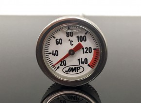 OIL TEMPERATURE GAUGE, thread x pitch: 20 x 2,5 mm, pin length: 122 mm, complete length with thread: 145 mm