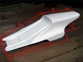 Storz-Style FLAT TRACK-Sitzbank