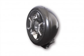 HIGHSIDER LED headlamp HD-STYLE TYPE 2, 7 inch