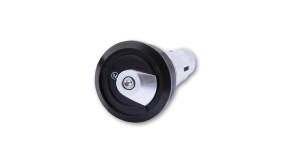 HIGHSIDER HIGHSIDER handlebar weights ENTERPRISE-EP1, black with inlay black