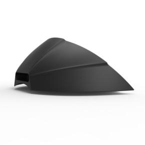 CONFIGURATOR: MOTOISM SEAT COWL custom made of plastic incl. Taillight