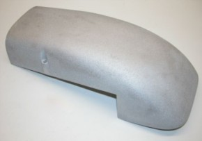 Anlasser-/Luftfilter-/Motor-Abdeckung Starter-Cover, Aluminium für alle BMW R-Modelle