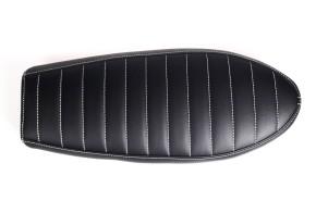 Cafe-Racer-, Scrambler SEAT, SR 500, black
